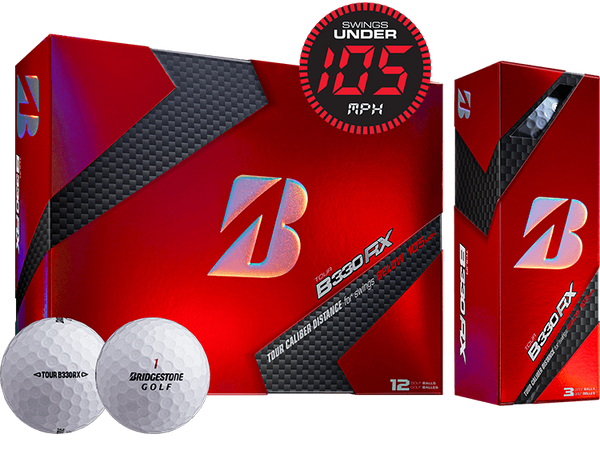 BRIDGESTONE B330RX BALLS - Miami Golf