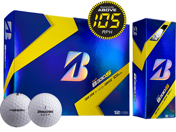 BRIDGESTONE B330S BALLS - Miami Golf