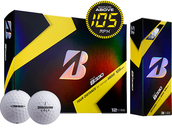 BRIDGESTONE TOUR B330 BALLS - Miami Golf