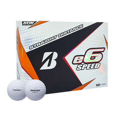 BRIDGESTONE E6 SPEED BALLS - Miami Golf