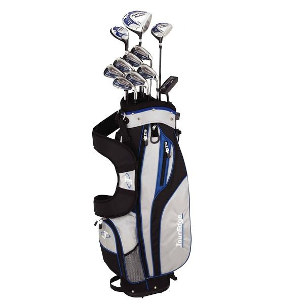 TOUR EDGE HP25 SENIOR MENS COMPLETE SET
