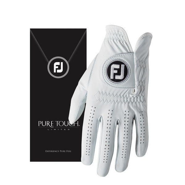 FOOTJOY PURE TOUCH LIMITED MEN'S GLOVES - Miami Golf