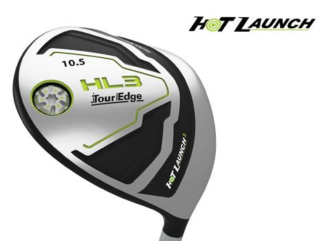 TOUR EDGE HOT LAUNCH 3 DRIVER