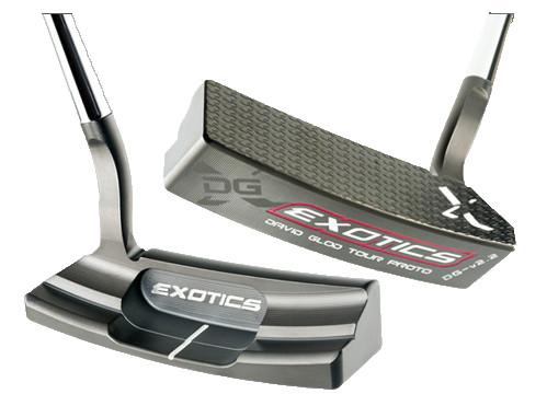 EXOTICS DG  TOUR PROTO DG-V 2.2 PUTTERS - Miami Golf