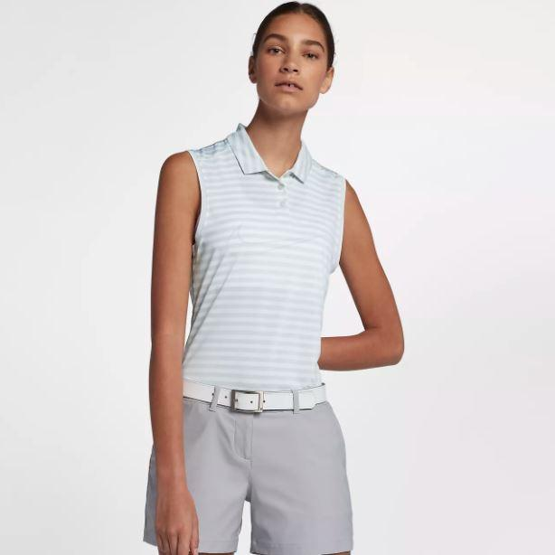 NIKE DRI-FIT WOMEN'S SHORT SLEEVE GOLF POLO - Miami Golf