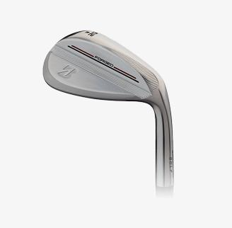 BRIDGESTONE J15 SATIN CHROME WEDGE - Miami Golf
