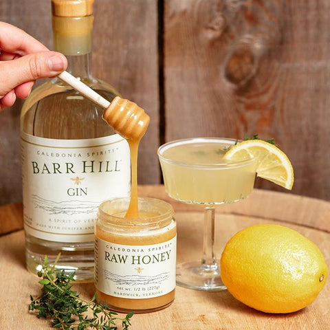 Caledonia Spirits Raw Honey Drizzled with a Drink | Revittle