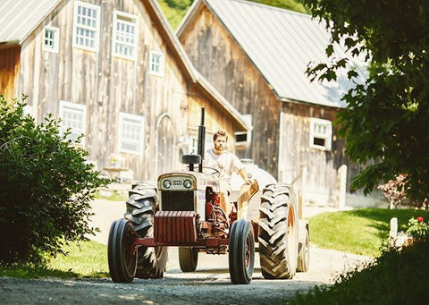 Thistle Hill Farm Tractor | Revittle