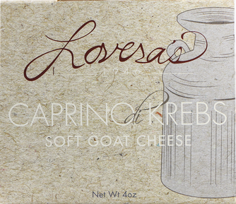 Lovera's Caprino Di Krebs Label | Revittle