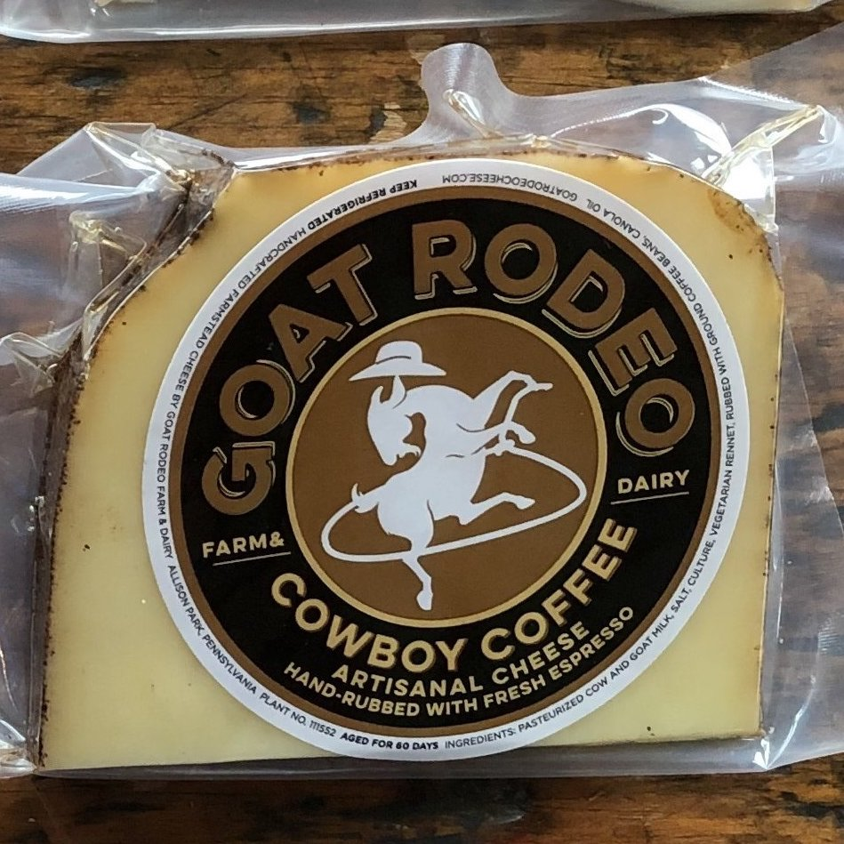 Goat Rodeo Cowboy Coffee | Revittle