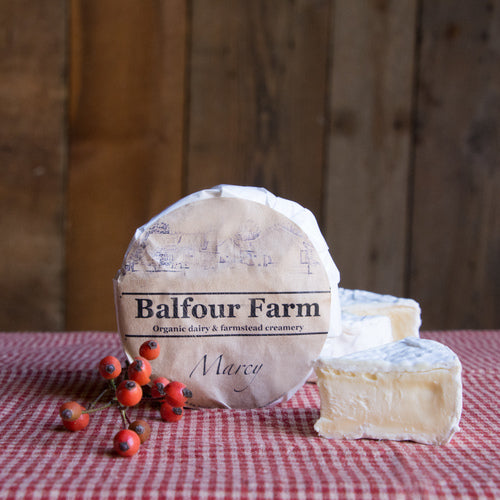 Balfour Farm Marcy Brie | Revittle