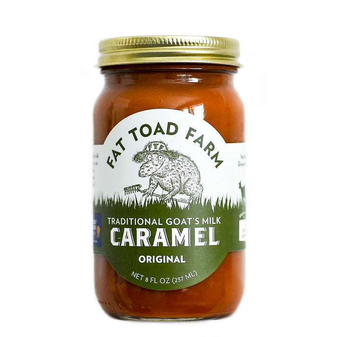 Fat Toad Farm Goat's Milk Caramel Original | Revittle