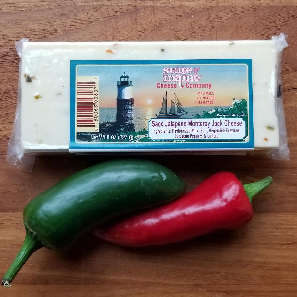 State of Maine Saco Jalapeno Monterey Jack | Revittle
