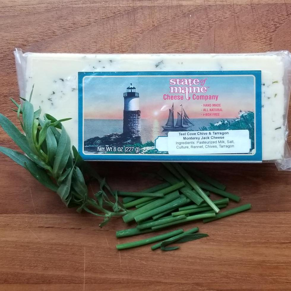 State of Maine Teel Cove Chive and Tarragon | Revittle