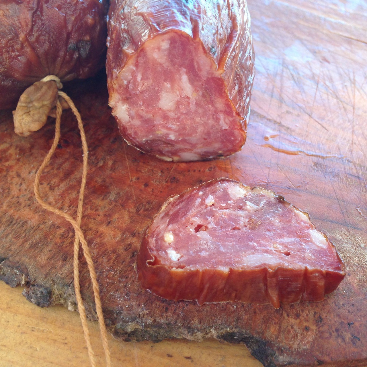White's Farm Summer Sausage | Revittle