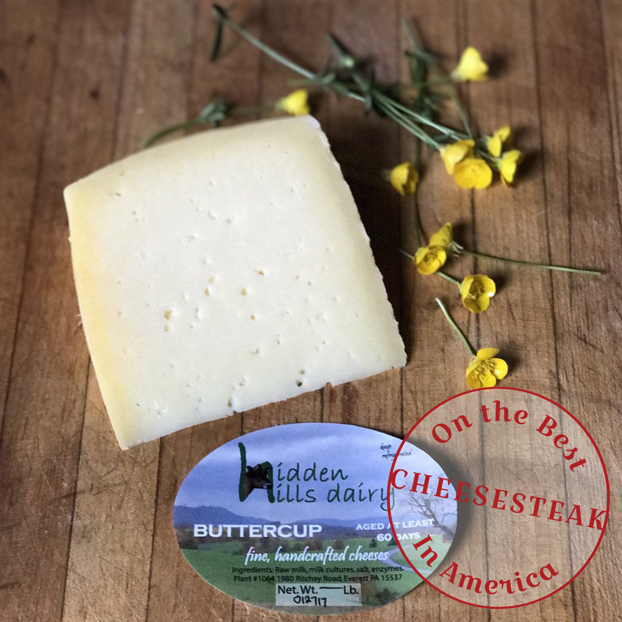Hidden Hills Dairy Buttercup | Revittle
