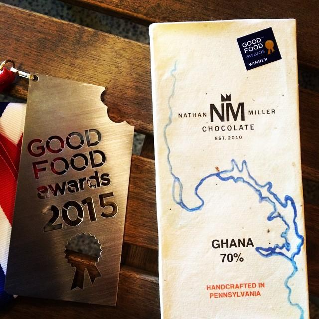 Nathan Miller Dark Chocolate Ghana 70% | Revittle