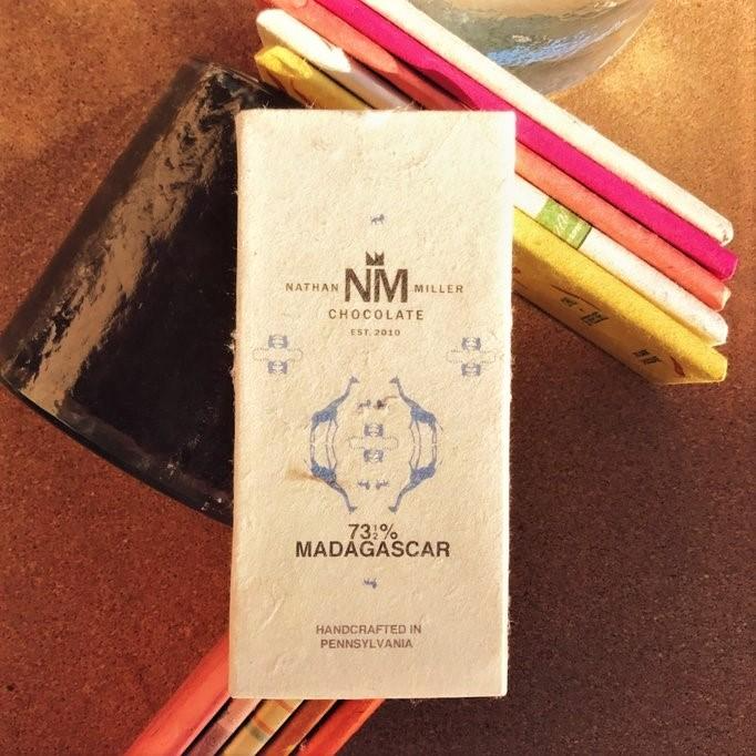 Nathan Miller Chocolate Madagascar 73.5% | Revittle