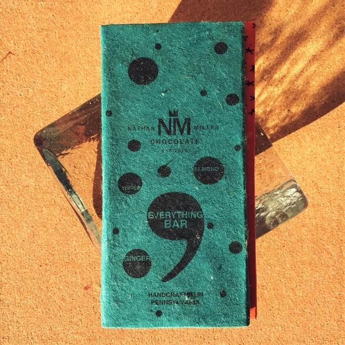 Nathan Miller Buttermilk Chocolate Everything Bar | Revittle