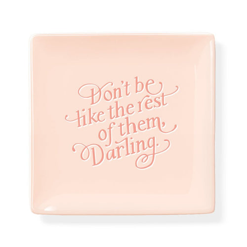 DARLING SQUARE TRAY