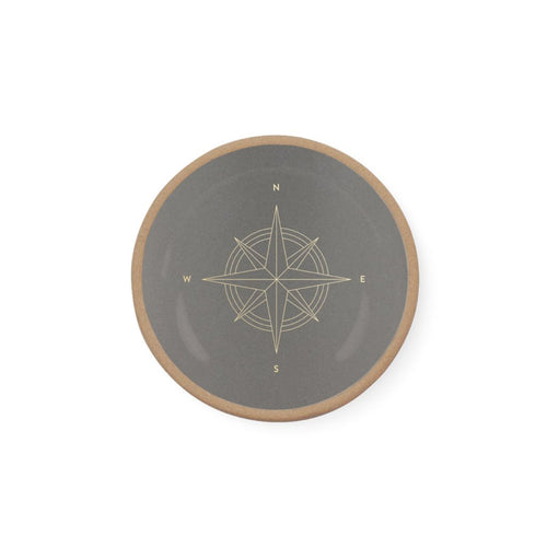COMPASS ROUND TRAY MINI