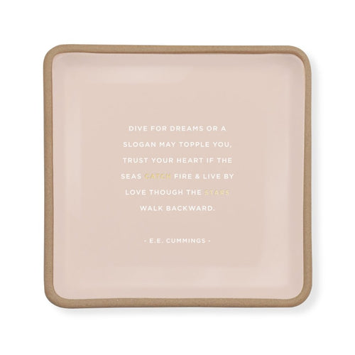 CATCH STARS SQUARE TRAY SMALL