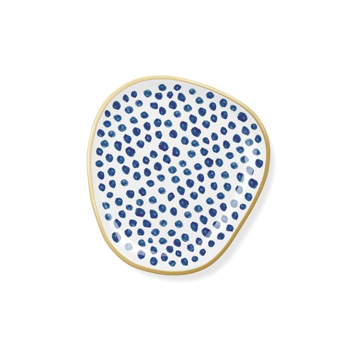 INDIGO DOT TRAY MINI
