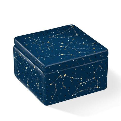 CELESTIAL TRINKET SQUARE BOX