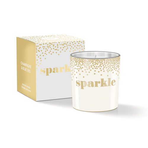 SPARKLE CANDLE