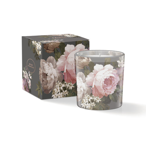 CLASSIC ROSE GRAY CANDLE