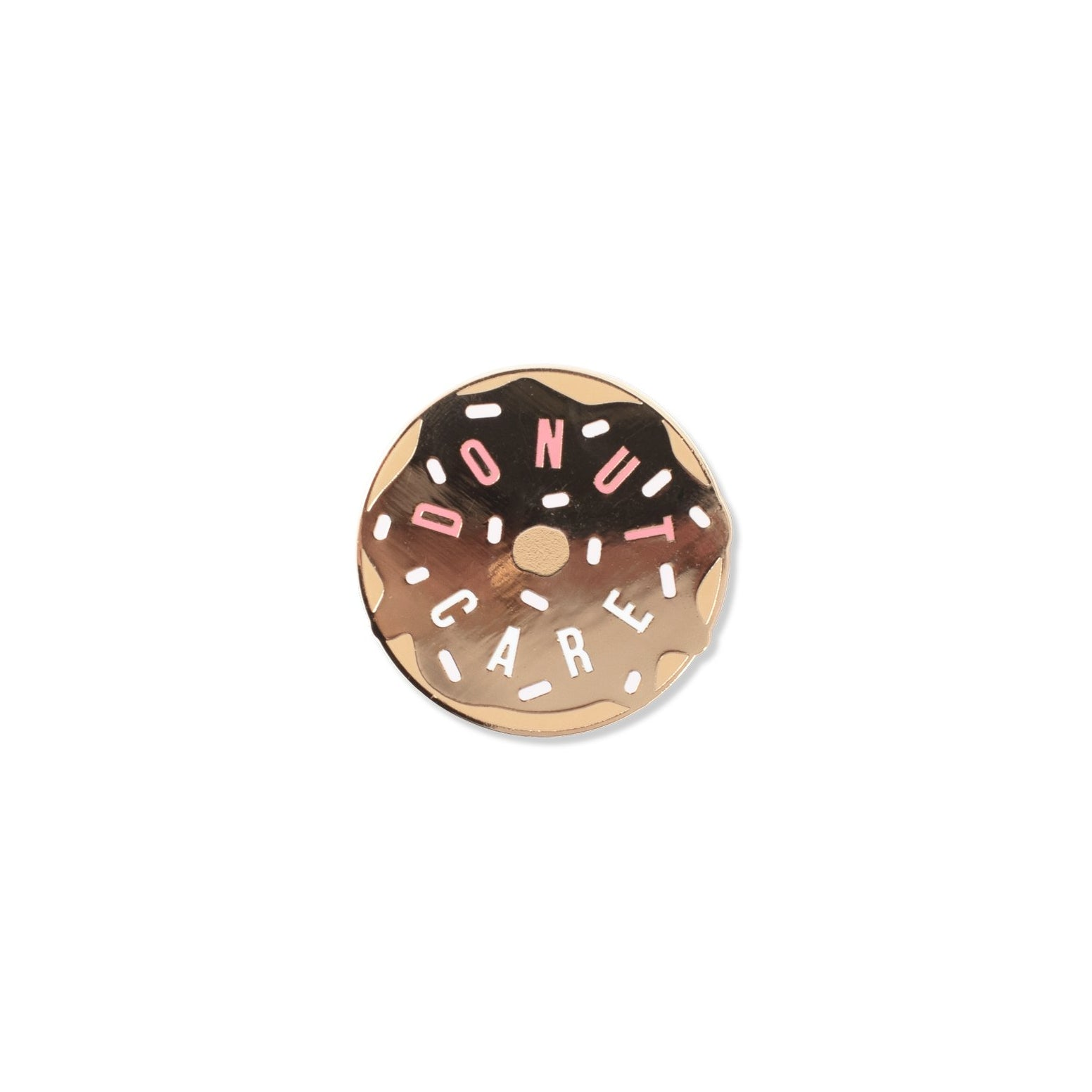 DONUT CARE PIN