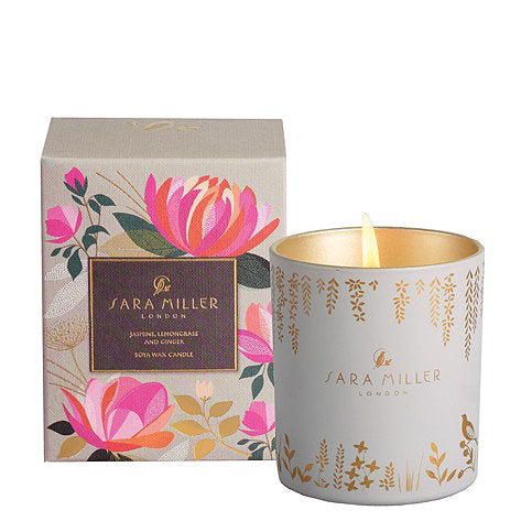 Jasmine, Lemongrass and Ginger Candle