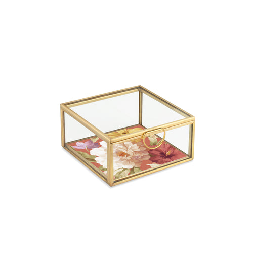 GARDEN TERRA SMALL GLASS BOX