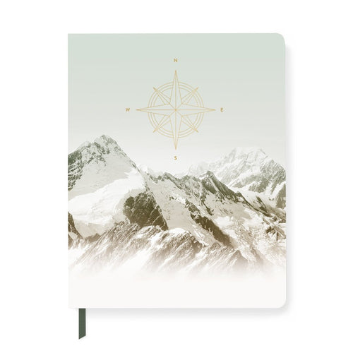 COMPASS PAPERBACK NOTEBOOK