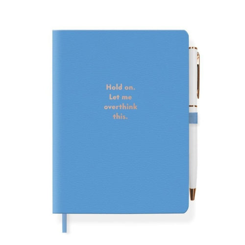 HOLD ON NOTEBOOK W/PEN