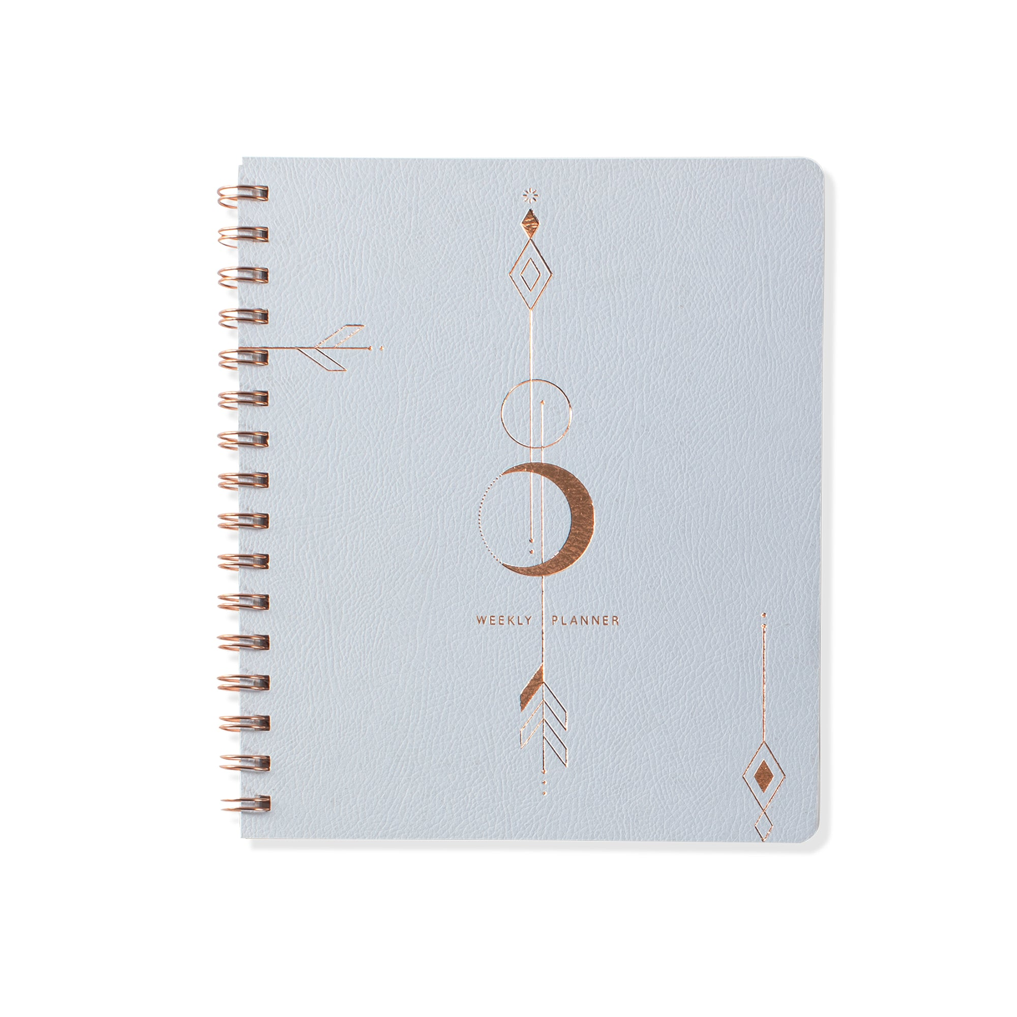 MOON ARROW MEDIUM NON-DATED WEEKLY PLANNER