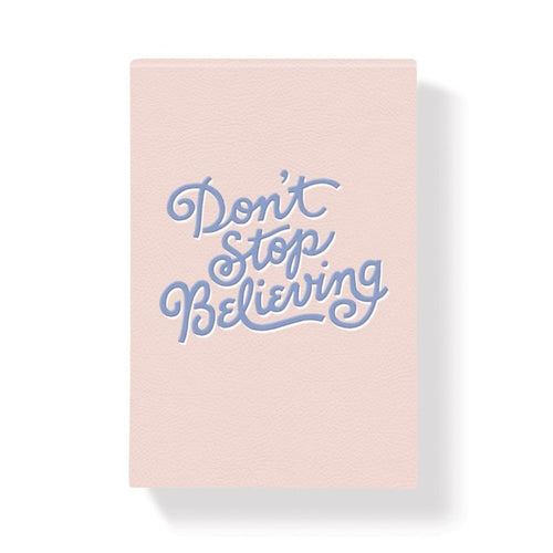 DONT STOP LARGE NOTEPAD