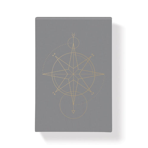 JEWEL COMPASS LARGE NOTEPAD