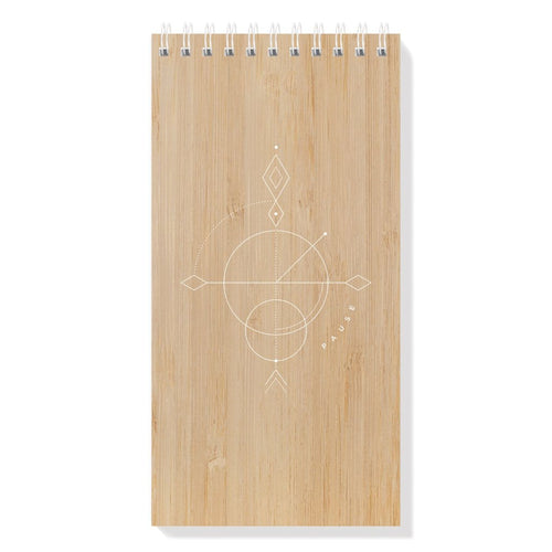 ABSTRACT COMPASS LIST PAD