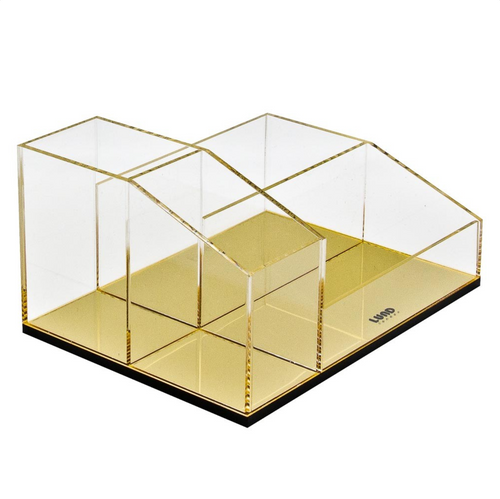 FLASH GOLD DESK TIDY