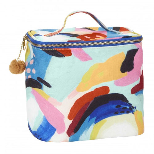 PAINT THE TOWN LUNCH BOX