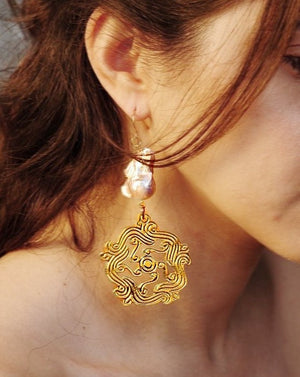 Molana earrings