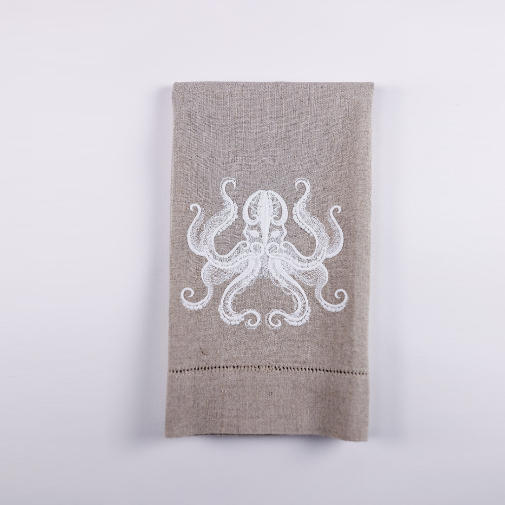 Octopus Towel
