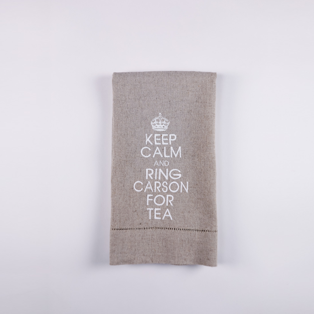 Downton Abbey Towel