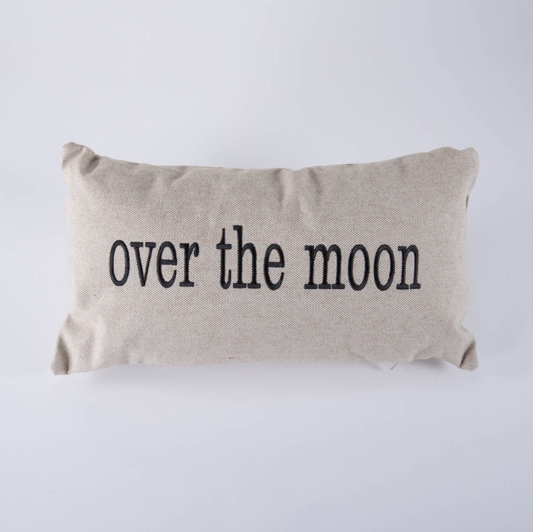 Over the Moon Pillow