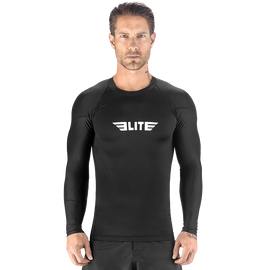 Elite Sports Long Sleeve Rash Guard