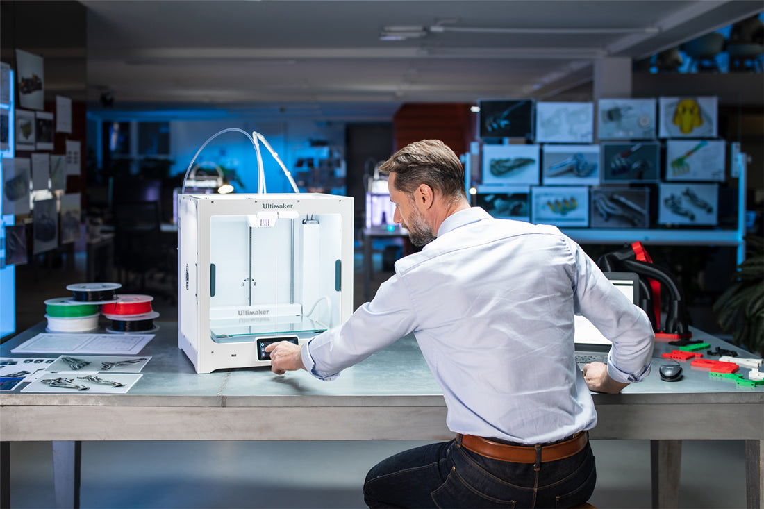 Get the dimensions you designed for with the Ultimaker S5