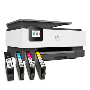 HP OfficeJet Pro 8020 All-In-One Bundle