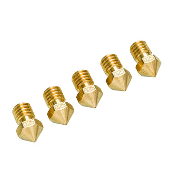 0.25mm nozzles (set of 5) for Ultimaker 2+