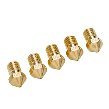 0.60mm nozzles (set of 5) for Ultimaker 2+